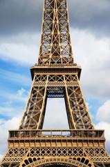 particolare della Tour Eiffel