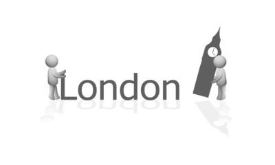 3D - London