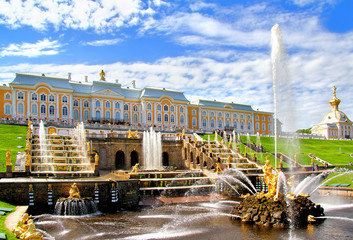 Petergof Palace, Russia