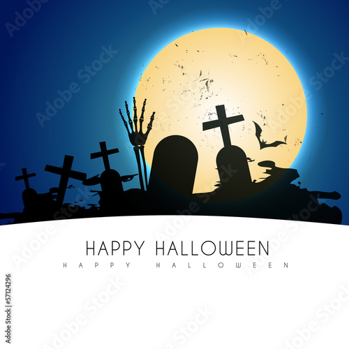 halloween design illustration