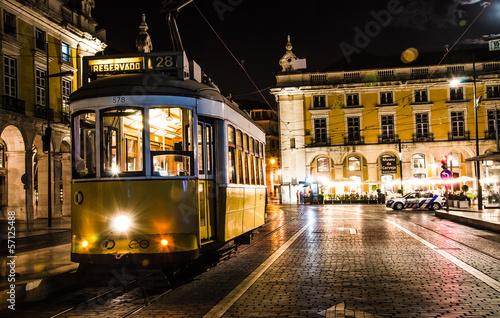 Lisbon Tramp - 57125488