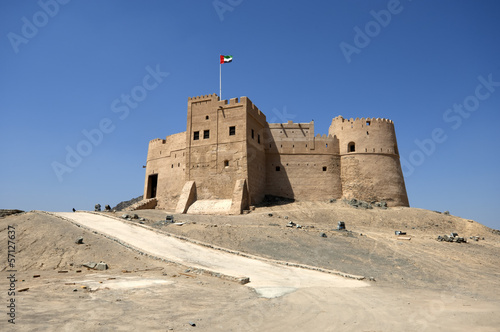 Arabian Fort in Fujairah Dubai