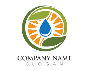 Logo Template Energy