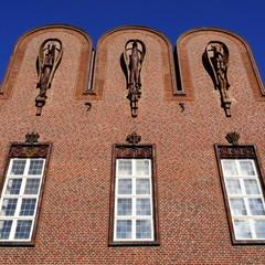NordseeMuseum im Nissenhaus in HUSUM ( Schleswig-Holstein)