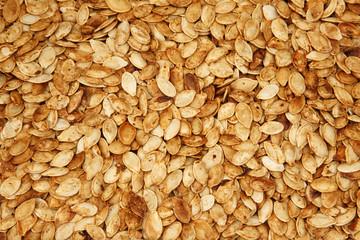 Roasted pumpkin seeds pepitas