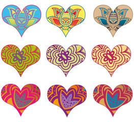 cœurs indiens