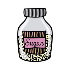 sugar drawing