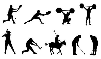 sport tenis golf