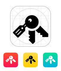 Keys icon.
