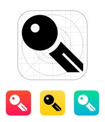 Key blank icon.