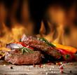 Beef steaks