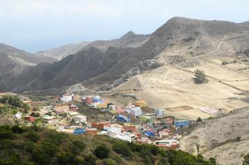 Small Ancient Village