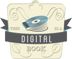 Book Style and Type Label: Digital Book