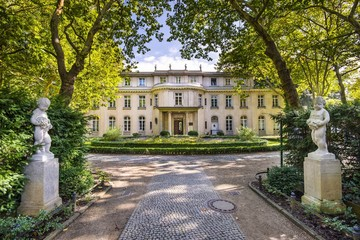Wannsee House near Berlin, Germany Germany
