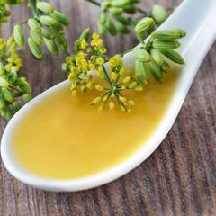 Honig und Fenchel