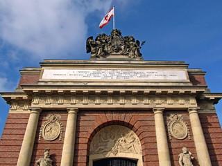 Berliner Tor in WESEL ( Niederrhein )
