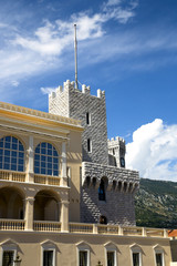 Princes Reinier's Palace of Monaco