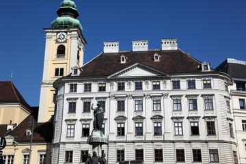 Scene from Vienna