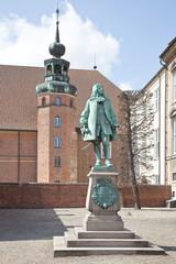 Chancellor of Denmark Peder Griffenfeld