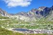High Tatras in summer, Slovakia, Europe
