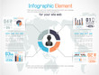 INFOGRAPHIC MODERN PEOPLE BUSINESS ECONOMY NEW STYLE