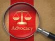 Advocacy Concept. - 57159830
