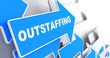 Outstaffing. Business Background.