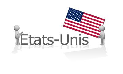 3D - Etats-Unis