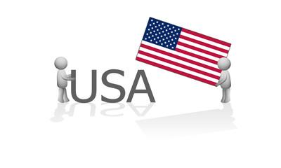 3D - USA