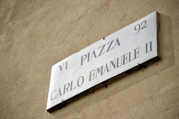 piazza italiana