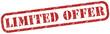 Limited offer Stempel  #131013-svg01