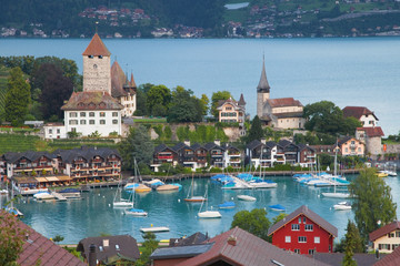Bay of Spiez