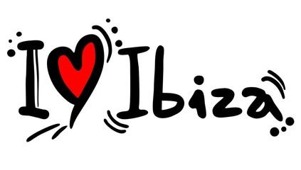 Love ibiza
