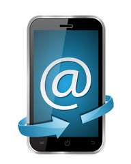 mobile mail agent