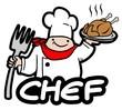 Icon chef
