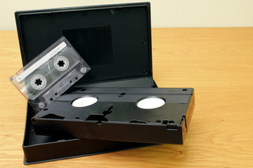 cassetta video e musica