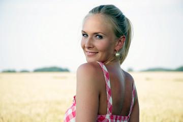Hübsche Frau