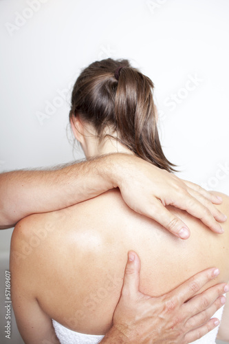 spine masage