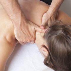 Nackenmassage