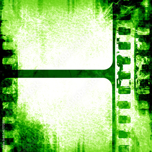 green filmstrip