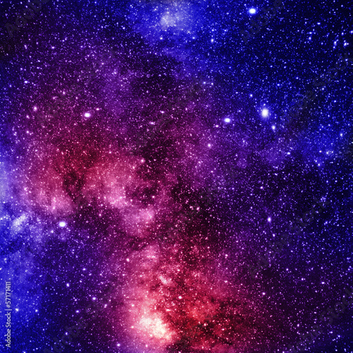 Fototapety, obrazy : deep outer space