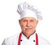 Chef portrait.