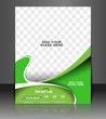 Vector dental Flyer & Poster Template