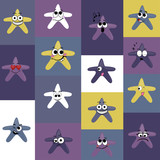 Vector star icon. Eps10