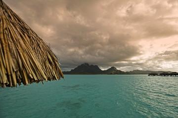 Bora Bora Idyllic Paradise Island