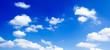 Fototapete Wolken - Himmel - Tag