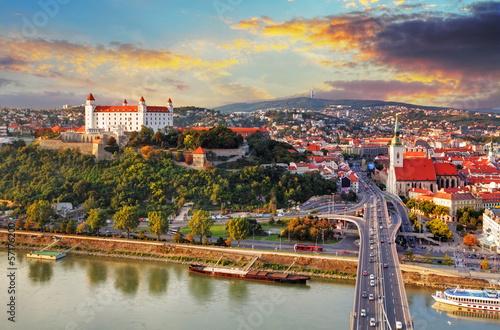 Poster Bratislava, Slovakia