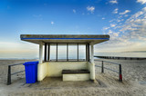 Art Deco Seaside Shelter at Bournemouth
