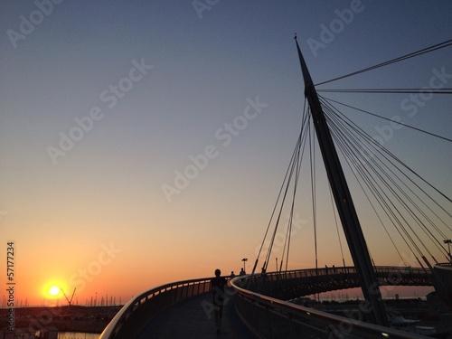 Ponte del Mare Pescars