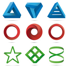 Infinite Loops and Impossible Objects Collection